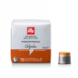 CAFFE' IN CAPSULE IPERESPRESSO - ARABICA SELECTION COLOMBIA ILLY